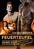 Feuerteufel - Die Geschichte von Simeon und Usher (Usher Grey - Jäger im Zeichen der Lust 0)