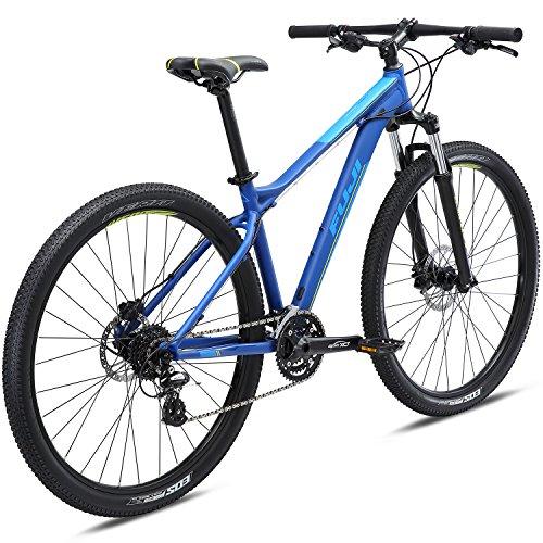 29 Zoll MTB Fuji Nevada 29 3.0 LTD Sport Trail Mountainbike Fahrrad, Rahmengrösse:48 cm, Farbe:Satin Blue