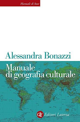 Manuale di geografia culturale