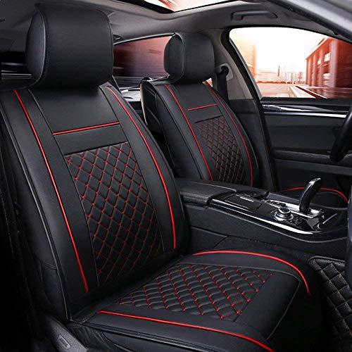 Copertura seggiolino auto Accessori interni resistenti all'usura Decorazioni automatiche Custodia protettiva per sedia automobilistica 2 Pz