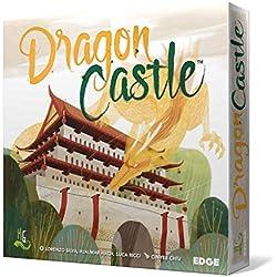 Edge Entertainment- Dragon Castle - Español, Color (EEHGDC01)