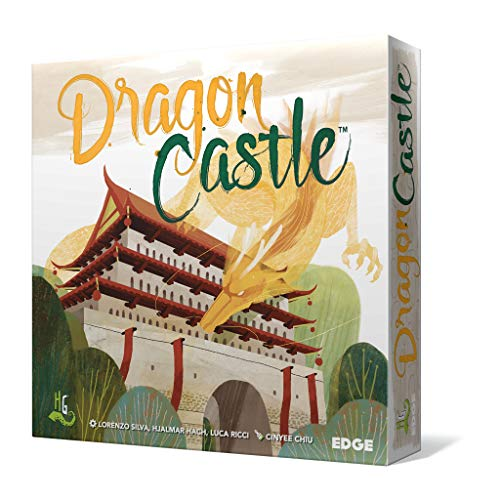 Edge Entertainment- Dragon Castle - Español, Color (EEHGDC01)