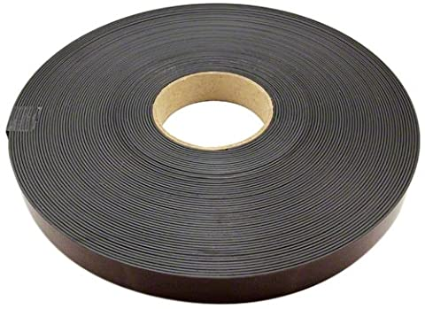 first4magnets F4MF25B 1m of 25mm Wide Polarity B-Magnetic Tape with
