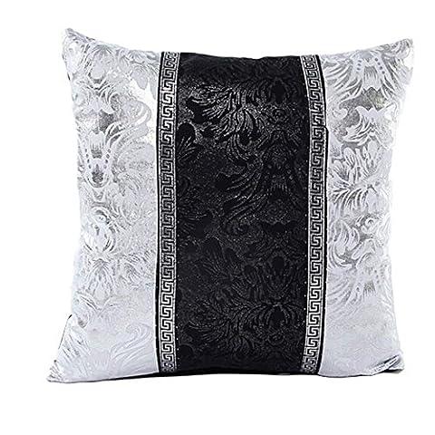 LHWY Porcelain Pillow Case Cafe Home Decor Cushion Covers (B)