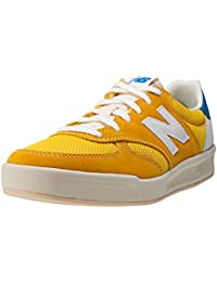Calzado deportivo para hombre, color Amarillo , marca NEW BALANCE, modelo Calzado Deportivo Para Hombre NEW BALANCE CRT300 AY Amarillo