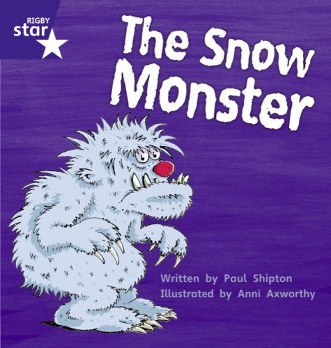 Star Phonics: The Snow Monster (Phase 5): Phase 5 Fiction (STAR PHONICS DECODABLES)