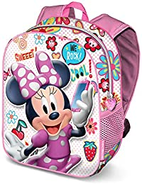a8755ed31 Karactermania Minnie Mouse OhMy!-3D Backpack (Small) Mochila Infantil 31  Centimeters 8.5