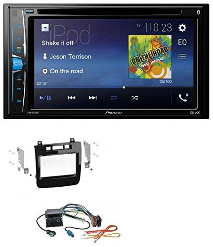 Auto 2014 Pioneer Für Dvd-player (Pioneer AVH-A200BT USB DVD 2DIN Bluetooth CD MP3 Autoradio für VW Touareg (2010-2014))