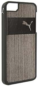 PUMA PMAD7069-BLK Coque rigide PUMA - Collection ENGINEER pour Iphone 5/5S Noir - Protège votre smartphone des chocs et des rayures
