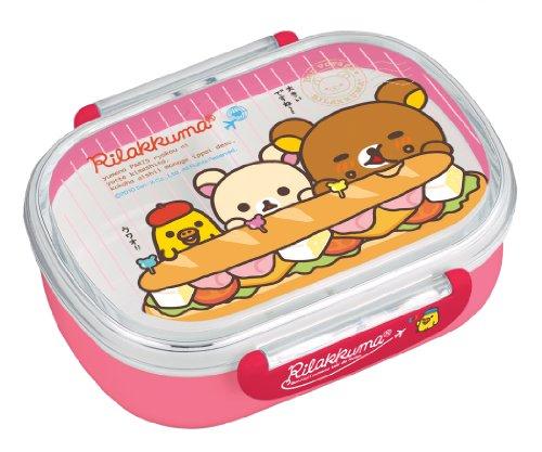 San-X Rilakkuma Bento Box (include dividers)