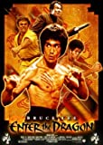 ENTER THE DRAGON – Bruce Lee – US Imported Movie Wall Poster Print - 30CM X 43CM Brand New