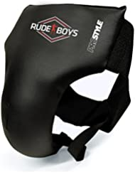 Rude Boys - Coquilla RB PRO STYLE Negra M