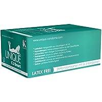 KAMYRA Unique C.2 Smart (PRE-ERECTION), grün (24 x 3 latexfreie Kondome) preisvergleich bei billige-tabletten.eu
