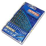 Faithfull Hss Drill set (13)1.5 - 6.5MM