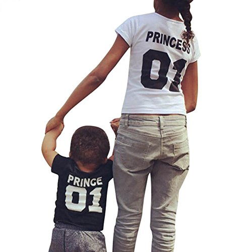 Balai Couple T-Shirt DADDY MOMMY KID BABY Love Matching Shirts Family Clothes Tee Tops