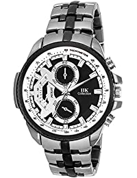 IIK Collection Analog Black Dial Wrist Watch For Men & Boys (IIK-102M)