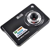ETTG Mini-Digitalkamera, 18MP, 6,9cm, 8-fach-Zoom, FullHD, Bildstabilisierung, für Familienanlässe