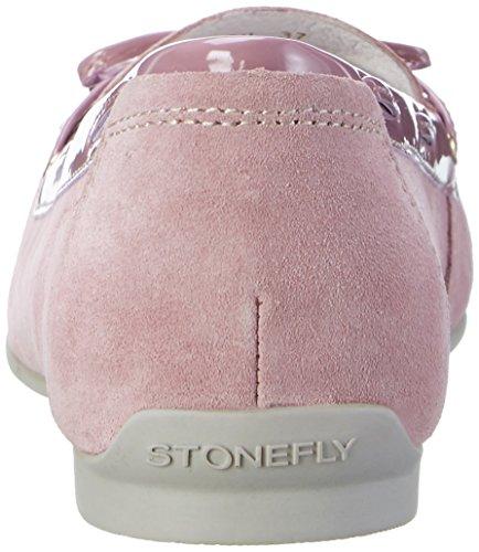 Stonefly Damen Capri Iii 1 Mokassin Violett (MALVA I90)