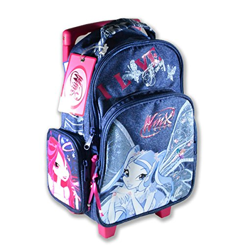TROLLEY ASILO WINX - I LOVE FAIRY