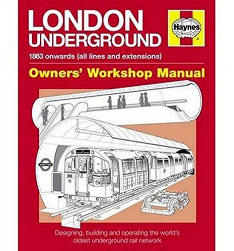 London Underground Manual: Designing, building and operating the world's oldest underground rail network (Owners Workshop Manual) por Paul Moss