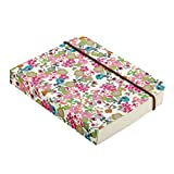 Caroline Gardner Small Light Ditsy Chunky Notebook