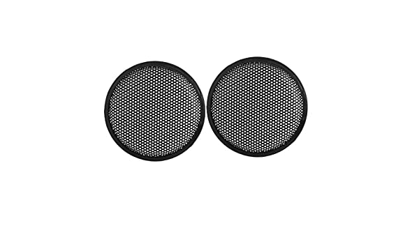 Gazechimp 5X Car Stereo Metal Mesh Speaker Subwoofer Grill Cover Guard Protector 2inch