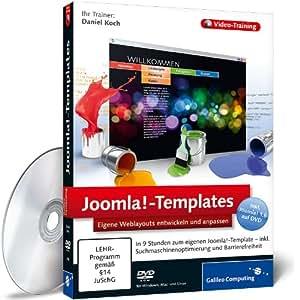 Joomla! Templates - Das perfekte Design für Ihre Joomla!-Website