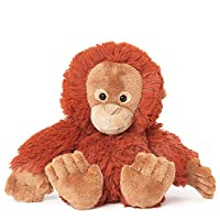 All Creatures AP8QE007 Maximus The Orangutan Large Soft Toy
