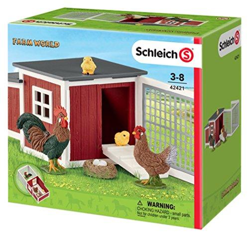 Schleich 42421 - Hühnerstall