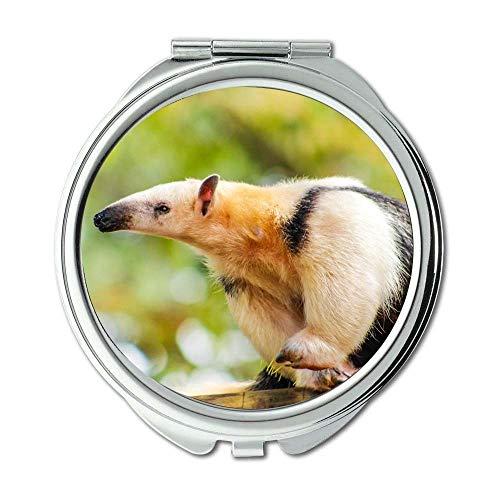 Yanteng Spiegel, kompakter Spiegel, Tiertierpark Tierfotografie, Taschenspiegel, tragbarer Spiegel