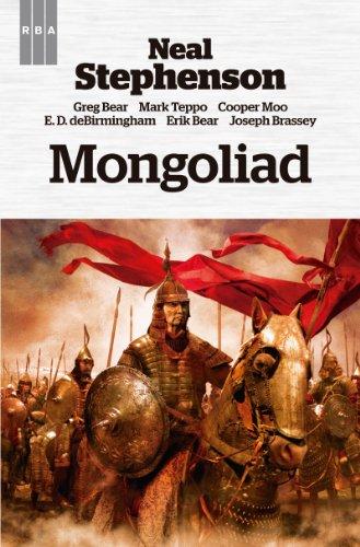 Mongoliad (FANTASTICA)