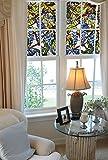 Artscape Fensterfolie Blauregen-Design 61 x 92cm