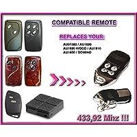 GiBiDi AU01590 AU1680////AU1810 AU1610 dominó Juego 433,92Mhz compatible mando a distancia
