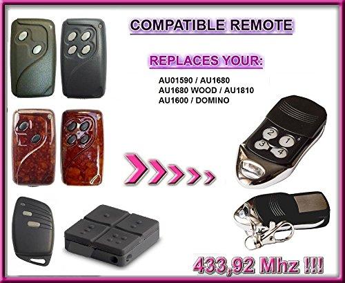 992c6884c2e GiBiDi AU01590/au1680/au1810/AU1610/Domino compatibile telecomando 433,92  MHz