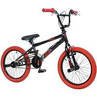 18 Zoll BMX deTOX Freestyle Kinder BMX Anfänger ab 120 cm, 6 J.