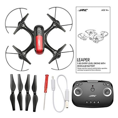 Ningbao Drone JJRC H69 RC con aeroplano elicottero per telecomando videocamera HD WIFI