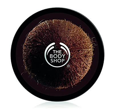 The Body Shop Unisex Body Butter Coconut 200 ml by The Body Shop