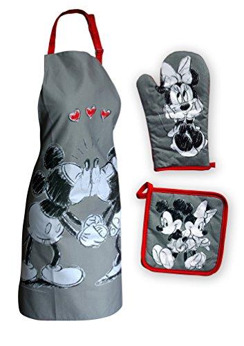 original-mickey-de-disney-y-minnie-mouse-3-piezas-delantal-delantal-del-bbq-delantal-delantal-algodo