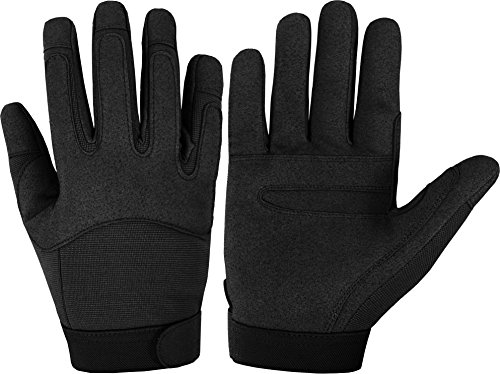 United Army Handschuhe Gloves Farbe Schwarz Größe M