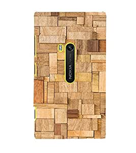 Takkloo brick based pattern ( brown colour pattern, wall pattern, classt pattern) Printed Designer Back Case Cover for Nokia Lumia 920 :: Micosoft Lumia 920