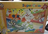 Clementoni Super Color Puzzle 60 teile Tom&Jerry Art: 26619