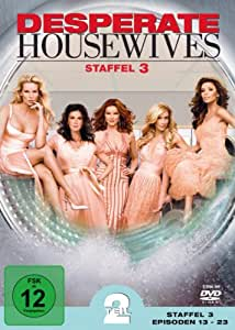 Desperate Housewives - Staffel 3, Teil 2 [3 DVDs]