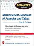 Schaum's Outline of Mathematical Handbook of Formulas and Tables, 4th Edition (Schaum's Outlines)