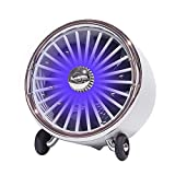 SHENGY Lampada Repellente per zanzare Elettronica USB, Luce dell'interno della Trappola della zanzara della Famiglia, Luce Viola, Ventola aspirante, per Le stanze dei Bambini, studiare,C