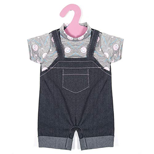 huge discount 4930e 3eb85 ZOEON Vestiti per Bambole per Baby Born Doll, Abiti 17-18