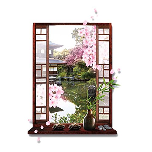 AIHOME™ 3D Chinese Style Flower ...