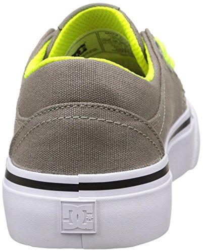 DC Shoes Trase Tx B Jungen Sneaker Grau (Taupe)