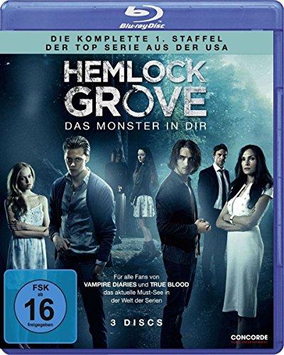 Das Monster in Dir: Staffel 1 [Blu-ray]