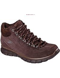 87538e8de31de Amazon.es  Skechers - Botas   Zapatos para mujer  Zapatos y complementos
