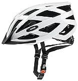 Uvex Erwachsene Fahrradhelm I-Vo, weiß, 56-60 cm